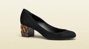 gucci bamboo heels