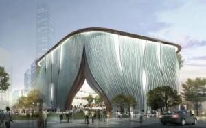 bamboo theatre, xiqu centre
