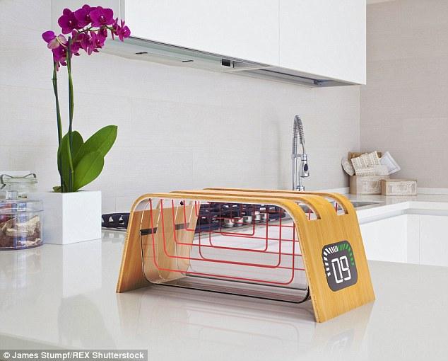 bamboo toaster