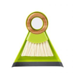 bamboo, bamboo dustpan, bamboo brush
